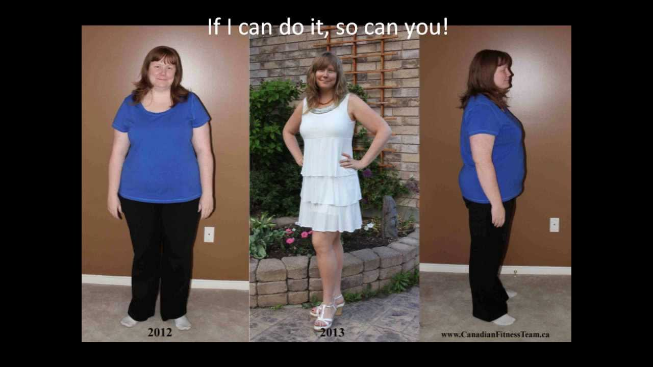 My 80 lb Weight Loss Transformation with Power90 & P90X ...
