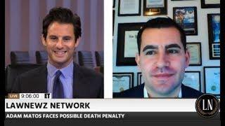 Adam Gana Talks Adam Matos, Luis Toledo, And Jeffrey Willis Trials On LawNewz Network