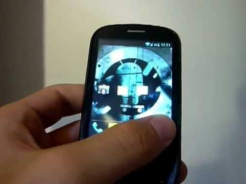 Huawei Ideos U8150 - CyanogenMod 9 - Android 4.0 ICS