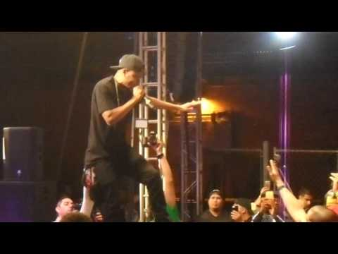Chamillionaire - Hold Up live at Alamo City Music Hall in San Antonio, Texas