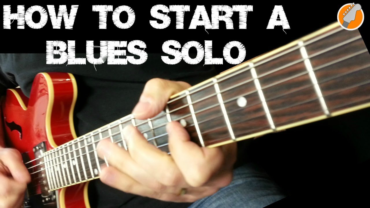 3 Cool Blues Guitar Licks for Soloing (50CBLI ...