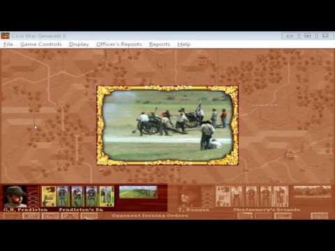 Civil War Generals II - The Battle of Bull Run (Part 2)