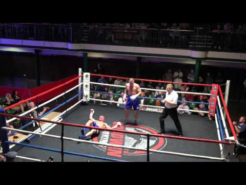 THE BIG KO - JOHNNY GARTON LANDS PUNCH OF THE YEAR AGAINST RYAN FIELDS