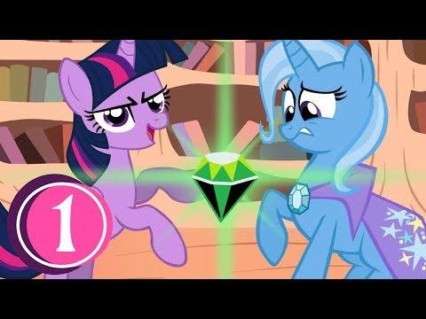 Princess Trixie Sparkle - Episode 1 - Trixie's Revenge