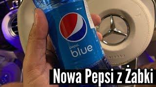 Pepsi Blue i przepis na Aperol Spritz Drink - Eliksir Instagramerek