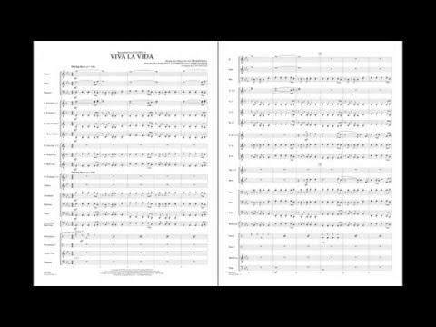 Viva La Vida arranged by Tim Waters