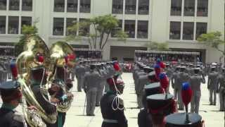 AMAN - Academia Militar das Agulhas Negras (Aspirantes)