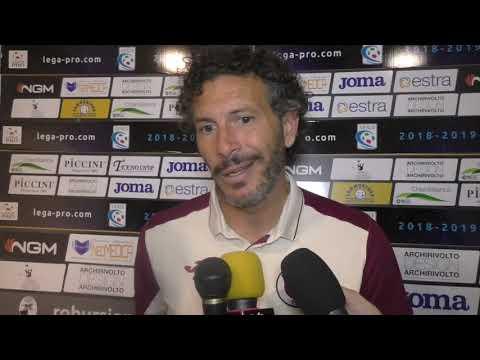 Siena-Arezzo 0-0, intervista ad Alessandro Dal Canto