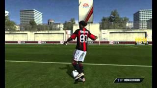 Fifa 11 cselek és gólok