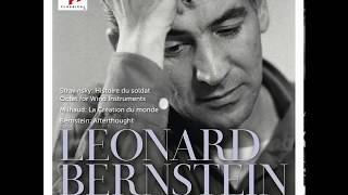 Leonard Bernstein – Stravinsky: L'Histoire du soldat & Octet (Remastered) 1950/2017