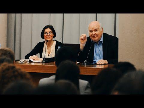 John Lennox: Disparando contra Dios (conferencia en la Universitat de Barcelona)