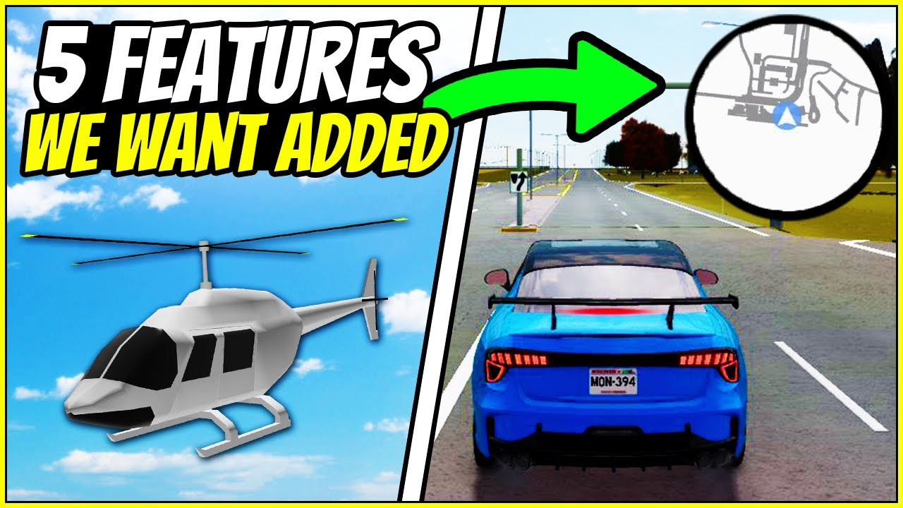 Download 5 CRAZY FEATURES/THINGS GREENVILLE SHOULD ADD!! - Greenville Wisconsin Roblox