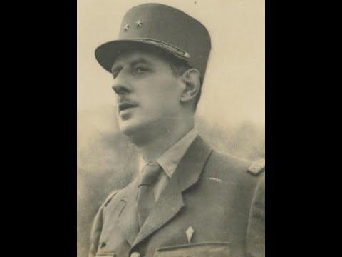 Charles de Gaulle (Dokumentation) 1/3