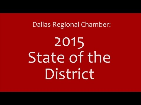 2015 State of the District