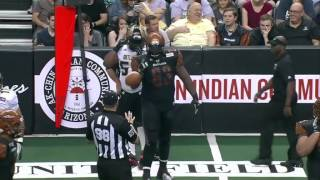 2015 Week 8 Las Vegas Outlaws at Arizona Rattlers