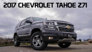 2017 Chevy Tahoe Z71 - This Is It!