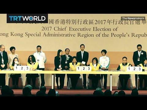 The Newsmakers: Talks Amid Tanks and Hong Kong's Election