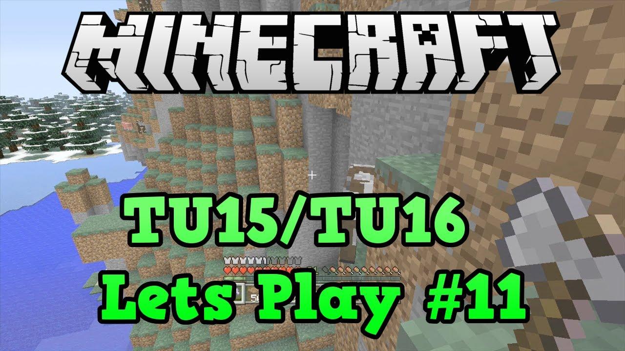 Minecraft Xbox 360 Tu16 Lets Play 11 Poisonous Potato