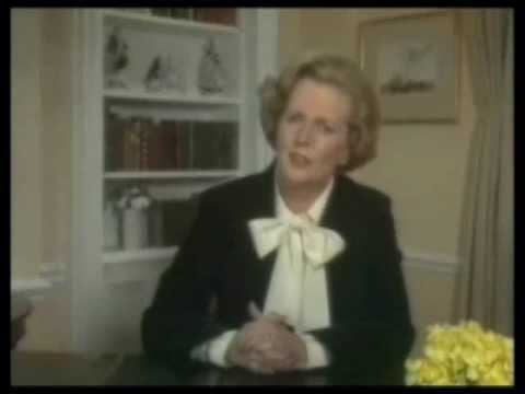 Thatcher Election Broadcast 1979