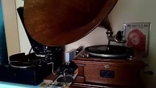 トミー・スティール & ザ・スティールメン ♪Elevator Rock ♪1956年 78rpm record