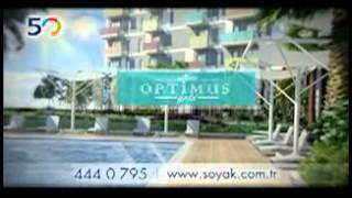 Soyak Mavişehir Optimus Gold - Hayatınıza Değer Katar!