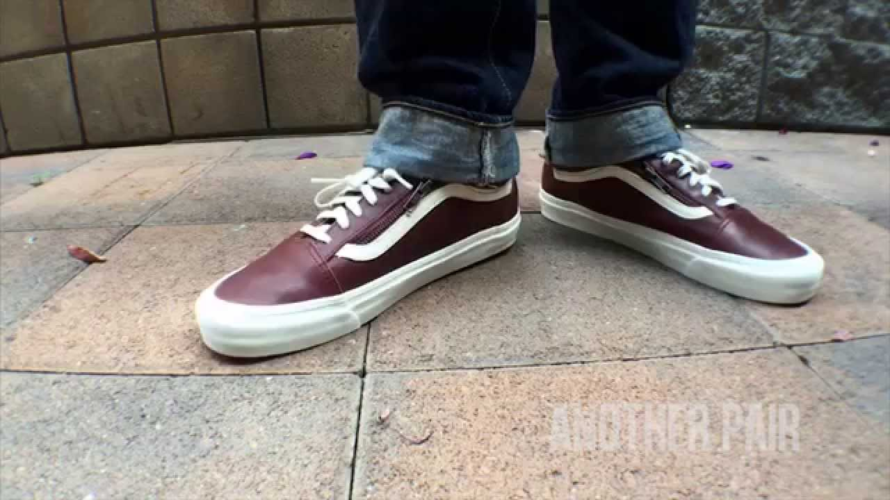 vans old skool zip shoes