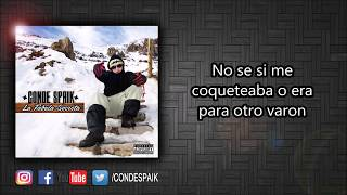 21 - Conde Spaik - Decisión Fundamental (Official Lyric Video)