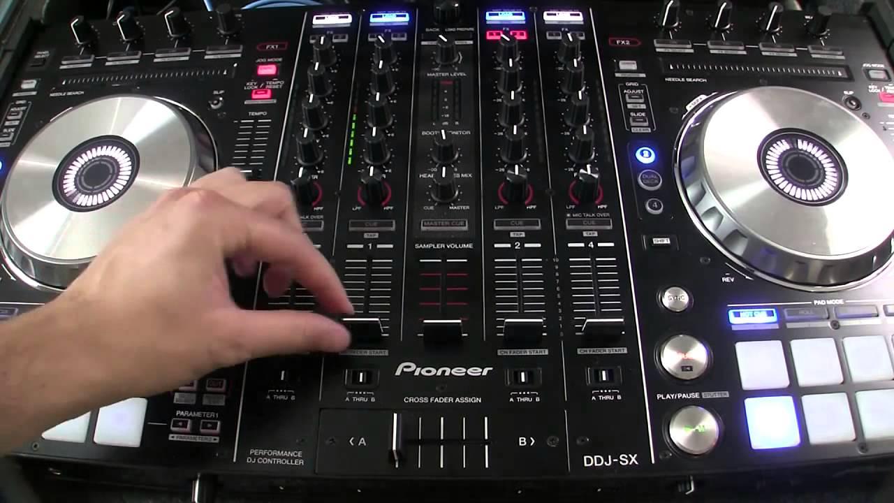 Pioneer Ddj Sx Software Download