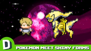 Even MORE Pokemon Meet their Shiny Forms