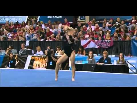 Gymnastique : Les chorés de sol #2