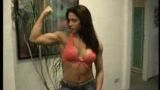 Female Biceps Workout