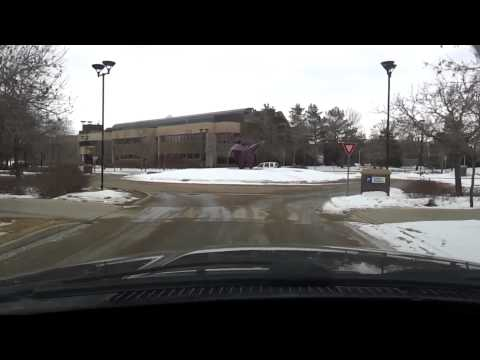 Saskatoon driving in a Dodge Ram 3500