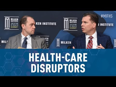 Health-care Disruptors: New Models Changing the Landscape