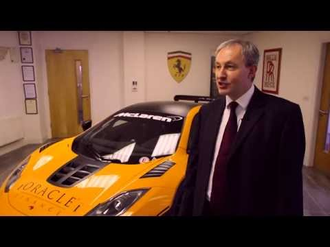 Expert Advice: Financing a Supercar