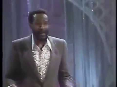 Marvin Gaye - LIVE I Heard It Through The Grapevine (Acapella) 1981