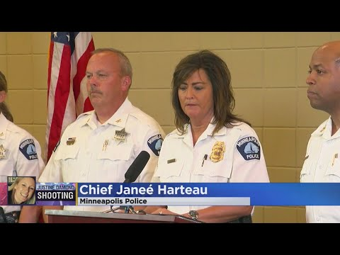 Chief Harteau On Damond Shooting: 'Justine Didn't Have To Die'