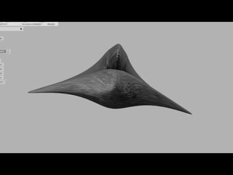 fusion 360 sculpt mode