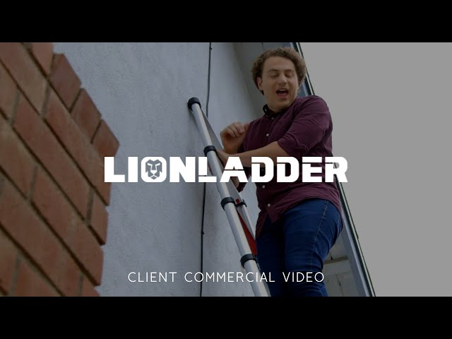 Lion Ladder Commercial Video - Made by Envy Creative