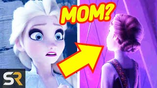 Frozen 2 Theory: Elsa And Anna