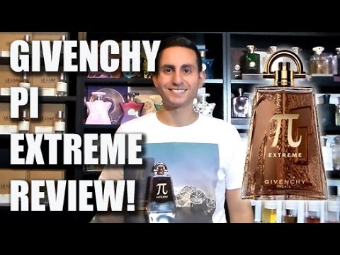 Pi Extreme by Givenchy Fragrance / Cologne Review