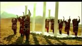 Tajik-Farsi song. Yulduz Usmonova.