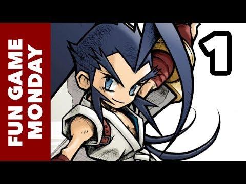 Fun Game Monday - Brave Fencer Musashi Pt. 1