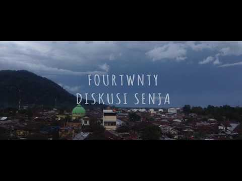 DISKUSI SENJA - FOURTWNTY  (ACOUSTIC COVER)