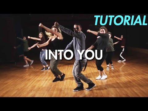 Ariana Grande - Into You (Dance Tutorial) | Mihran Kirakosia