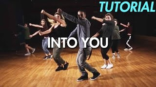 Ariana Grande - Into You (Dance Tutorial) | Mihran Kirakosian Choreography
