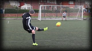 One of Theo Baker's most viewed videos: ULTIMATE FREE KICK CHALLENGE