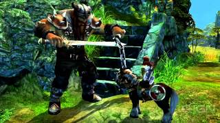 King's Bounty: Warriors of the North Official Trailer - Gamescom 2012