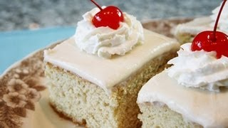 Root Beer Cake Recipe