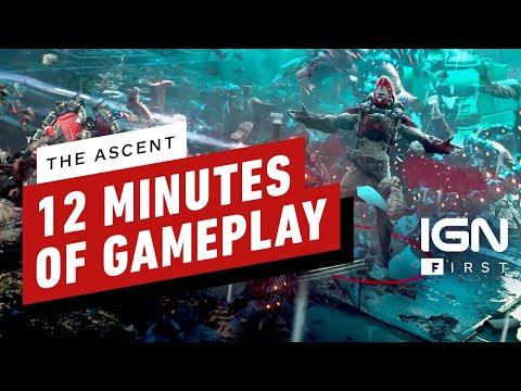 Геймплей новинки для Xbox – игры Ascent