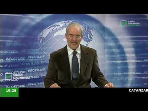 InfoStudio il telegiornale della Calabria notizie e approfondimenti - 24 Dicembre ore 19.15